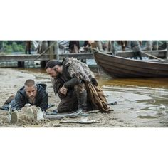 Season 3, Episode 6 ❤ liked on Polyvore featuring vikings
