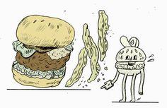 burgerac app for your i-phone by JON BOAM, via Flickr