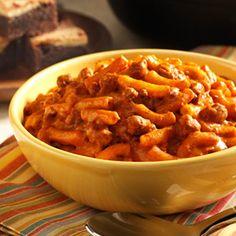 Chuckwagon Beef and Bean Skillet - Recipes - ReadySetEat