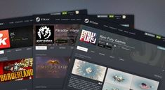 Steam unveils its new developer and publisher homepages