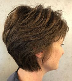 Long Feathered Pixie With Tapered Nape Frisuren dünnes Haar 80 Best Modern Hairstyles and Haircuts for Women Over 50 Classic Haircut, Classic Hairstyles, Hairstyles Over 50, Modern Hairstyles, Cool Hairstyles, Hairstyle Men, Japanese Hairstyles, Asian Hairstyles, Party Hairstyles