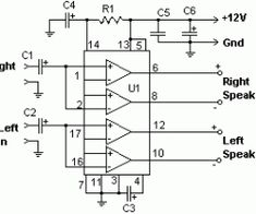 Stabilizing the output of the Zener diode voltage