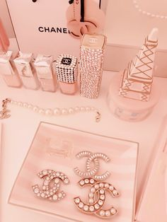 Coco Chanel oh so French and oh so Pink Source by shysart aesthetic