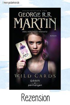 Band 3 der Wild Cards-Reihe: Der höchste Einsatz. Macht Spaß zu lesen und lässt vor allem auf weitere Teile hoffen. Band, Movies, Movie Posters, Faith, Reading, World, Sash, Films, Film Poster