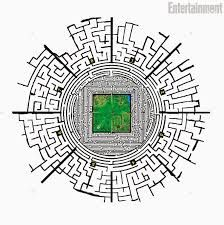 THE MAZE RUNNER The Glade and The Maze Necklace I would