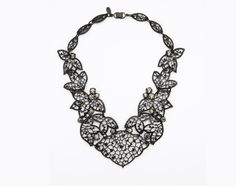 This lace choker is so feminine yet so bold and gorgeous!