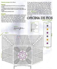 REGINA RECEITAS DE CROCHE E AFINS: tapetinhos.mantas ,almofadas.