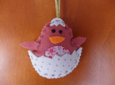 Chick Moidle Cute Happy Chick Love by MichellesMoidles on Etsy, £3.50