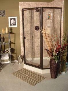 Shower Stalls For Small Bathrooms Creative Home Designer