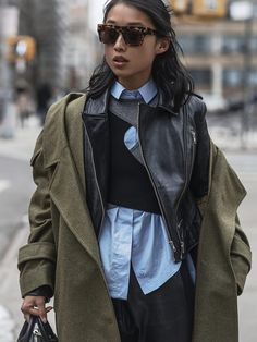 Los mejores trucos para mantener el glamour e ir bien abrigada este invierno, según el street style