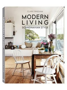 Shop the teNeues Modern Living Scandinavian Style Hardcover Book and other Designer Books at Kathy Kuo Home Scandinavian Style, Scandinavian Bedroom, Nordic Style, Interior Design Books, Interior Design Services, Cosmos, City Apartment, Bedroom Apartment, Cozy Corner