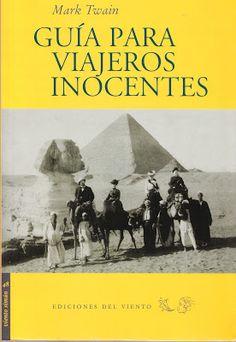 RACÓ VIATGER de Mariló: nº 33- RESSENYES LITERÀRIES i de cine: GUIA PARA VIAJEROS INOCENTES. Llibre