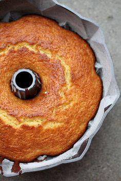 orange cake (bolo de laranja)