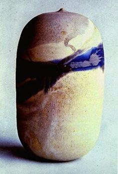 WOMEN : 'Light', 1970, Sculptural form by Toshiko Takaezu