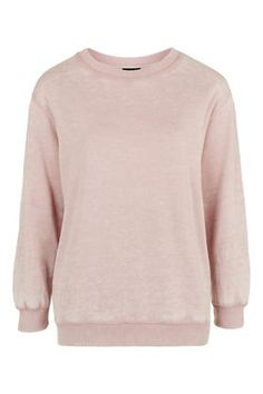 PETITE Super-Soft Sweater - Topshop
