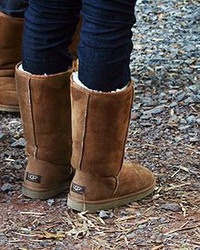 I miss my UGG boots :(