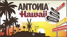 Antonia - Nu stau in Hawaii Hawaii, Audio, My Love, Movie Posters, Products, Film Poster, Hawaiian Islands, Billboard, Film Posters