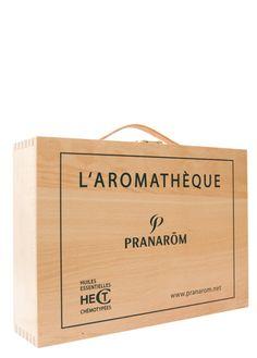 Aromathèque pour huiles essentielles | Aromathèque | Pranarôm nature
