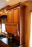 Royal Cabinet Company: Traditional Kitchen in Environmental Friendly Lyptus Wood - traditional - kitchen - new york - by Royal Cabinet Company, Inc.