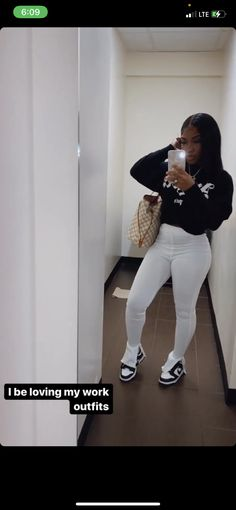 Swag Outfits For Girls, Cute Swag Outfits, Chill Outfits, Dope Outfits, Fashion Outfits, Baddie Outfits Casual, Cute Casual Outfits, Everyday Outfits, Streetwear Fashion