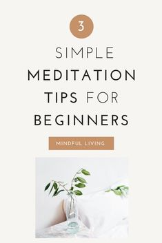 There's a lot of noise to sort through when you're first learning how to meditate. Read for 3 quick tips to get you on your feet with a meditation practice. How to meditate Meditation For Anxiety, Types Of Meditation, Easy Meditation, Meditation Benefits, Meditation Practices, Mindfulness Meditation, Guided Meditation, Meditation Rooms, Meditation Methods