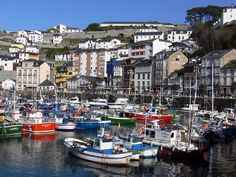 Luarca Costa, Paraiso Natural, Holiday Places, Explore, World, Oviedo, Sailing Ships, Boats, Balearic Islands