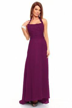 Astrapahl, Traumhaftes Neckholder Abendkleid breite Träger, geraffte Passe, Farbe purple ( Violett ), Gr.40 Astrapahl http://www.amazon.de/dp/B00KD8J1YU/ref=cm_sw_r_pi_dp_DfuStb0XXJNH6WRD