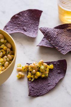 Corn and White Bean Salsa recipe