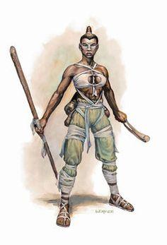 Monk - The Forgotten Realms Wiki