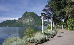 Il Parco di Villa Heleneum a Lugano - LaBissa.com