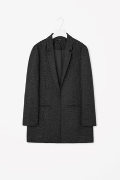 COS | Long wool blazer