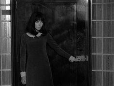 """Anna Karina. (""""Alphaville (1965)"""")"""