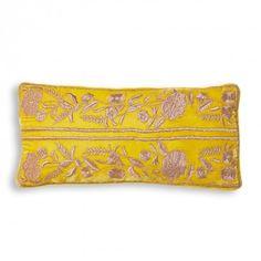 Anke Drechsel Saffron Sonata Pillow