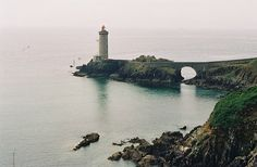 Walking the beautiful coast of Brettange, and later sailing it, lighthouses are one of it's most beautiful features. France