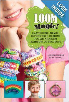 loom magic bracelet rubber band