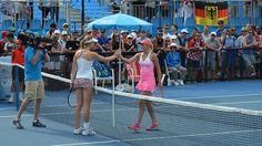Donna Vekic Mona Barthel Australian Open 2015