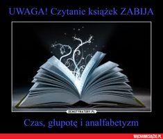 czytanie zabija