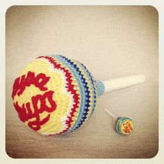 lollipop #amigurumi by Bon_chic