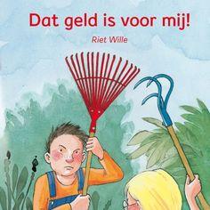 Dat geld is voor mij! | Riet Wille: Jos en Roos willen allebei voor de tuin van juf An zorgen. Wie is de beste tuinman of tuinvrouw?…