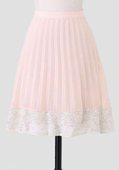 Deanery Garden Skirt at #Ruche @Ruche  SOOO pretty and feminine!
