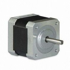 Uses high torque to turn and hold precise positions