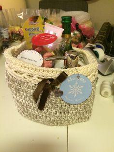 Heklet kurv Straw Bag, Moisturizer, Picnic, Basket, Moisturiser, Picnics, Hamper, Lotions