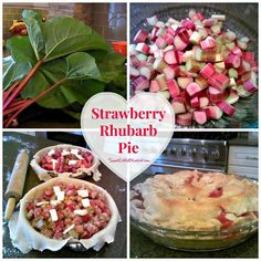 I'll be heading back to Alaska this summer and can't wait to have my sister's Strawberry Rhubarb Pie! This is one of my favorite summer desserts. I shared this recipe last summer and wanted to share it again for my new followers.  In Alaska, the rhubarb are huge! I'm guessing all the extra hours of sunlight...Read More