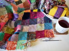 Knit, stretch, repeat... - My Sister's Knitter