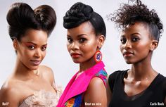 BeautySA brings you the how-to on the latest hair trends, direct from SA Fashion Week. Latest Hair Trends, Luxe Life, Creative Hairstyles, Hair Hacks, Hair And Nails, Hair Beauty, Hair Styles, South Africa, Runway
