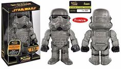 An astronomically awesome Star Wars vinyl figure! Embodying the vastness of space, this Starfield Stormtrooper is a limited edition of only 750 numbered pieces. The Star Wars Starfield Stormtrooper Hikari Sofubi Vinyl Figure features a transparent dark gray body with glitter deco and comes packaged in a window display box. #Funko #HikariSofubi #StarWars #StarfieldStormtrooper #VinylFigure #collectible