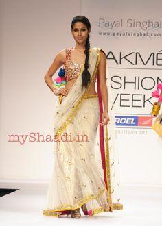 Payal Singhal's Bridal Wear| My Shaadi#bridal wear#india#bridal lehengas#designer bridal outfits#indian wedding