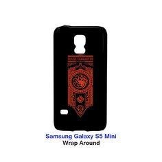 Game Throne Targaryen Samsung Galaxy S5 Mini Case Wrap Around