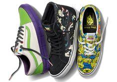 3b7efc89cd Toy Story Vans Collab Release Info