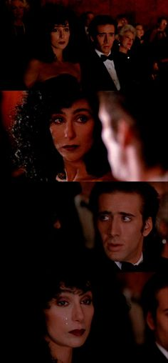 Ahhhh....love this movie. The opera, the romance. Moonstruck, 1987 (dir. Norman Jewison)